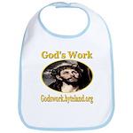 God's Work Bib