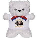 God's Work Teddy Bear