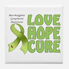 Non-Hodgkins Lymphoma Tile Coaster