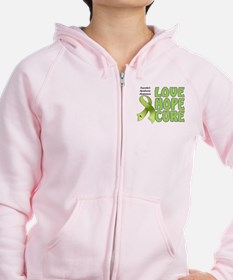 Tourette's Awareness Zip Hoodie
