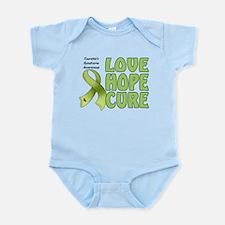 Tourette's Awareness Infant Bodysuit