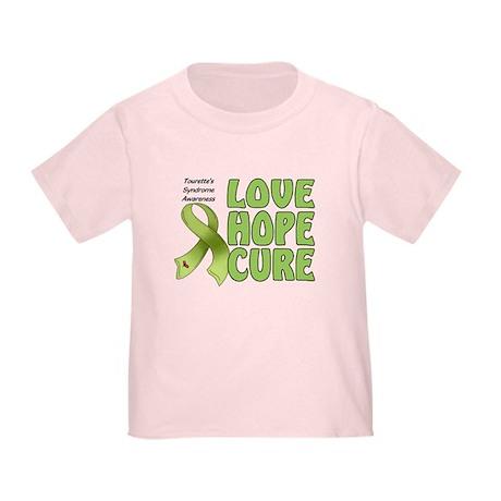 Tourette's Awareness Toddler T-Shirt