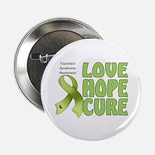 "Tourette's Awareness 2.25"" Button (100 pack)"