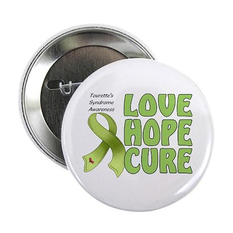 "Tourette's Awareness 2.25"" Button (10 pack)"