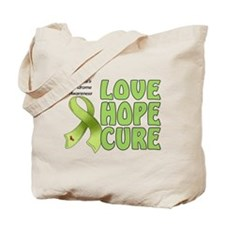 Tourette's Awareness Tote Bag
