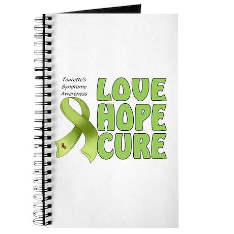 Tourette's Awareness Journal