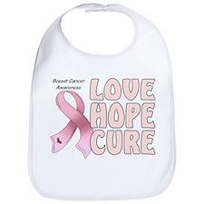 Breast Cancer Awareness Bib