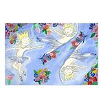 Dancing Princess Postcards (Package of 8)