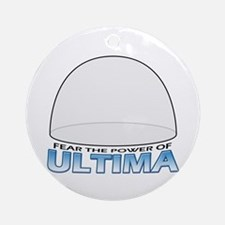 Power of Ultima Ornament (Round)