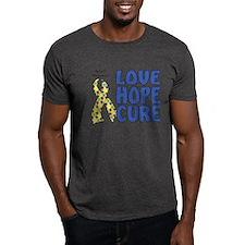 Autism Awareness (hlc) T-Shirt