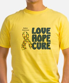 Autism Awareness (hlc) T
