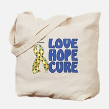 Autism Awareness (hlc) Tote Bag