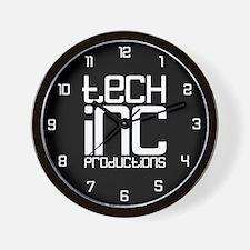 Techinc Wall Clock