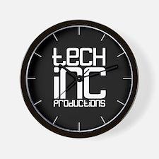 Techinc Wall Clock 2