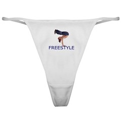 Freestyle B Boy Classic Thong