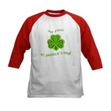 My First St Patricks Day Tee