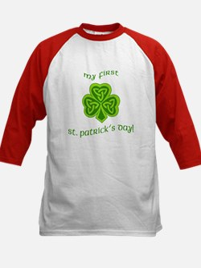 My First St Patricks Day Tee
