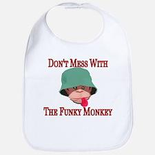 Funky Monkey Bib