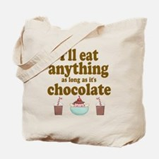 Valentine Chocolate Tote Bag