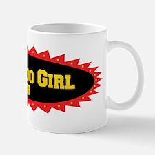 Poo Girl Mugs