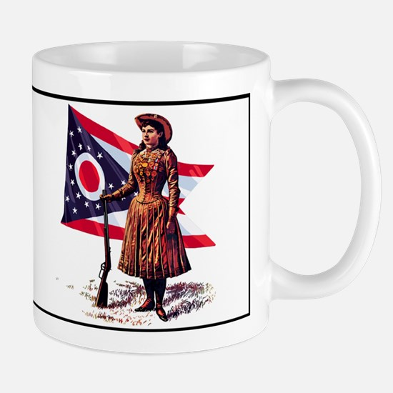 2-Ohio Girl-bev Mugs