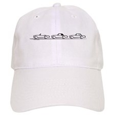 Three Pagoda SL Cap