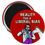 Reality is Liberal Biased Magnet