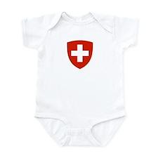 Swiss Shield Infant Bodysuit