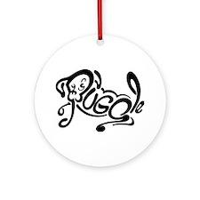 Puggle Logo Ornament (Round)