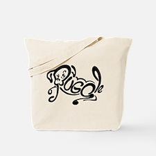 Puggle Logo Tote Bag