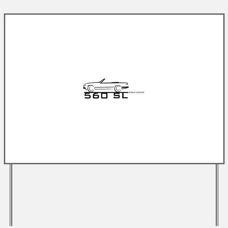 560SL 107 Yard Sign