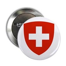 "Swiss Shield 2.25"" Button"