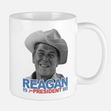 Reagan 1980 Election Mug