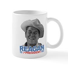 Reagan 1980 Election Mug