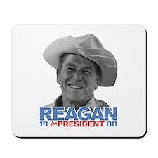 Reagan 1980 Election Mousepad