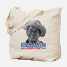 Reagan 1980 Election Tote Bag