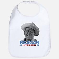 Reagan 1980 Election Bib