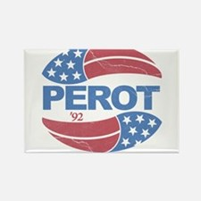 Ross Perot 92 Election Rectangle Magnet