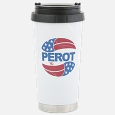 Ross Perot 92 Election Travel Mug