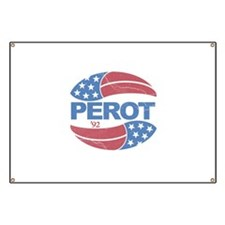 Ross Perot 92 Election Banner