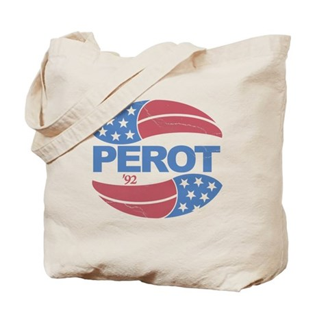 Ross Perot 92 Election Tote Bag