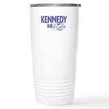 John Kennedy 1968 Dove Travel Coffee Mug