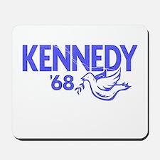 John Kennedy 1968 Dove Mousepad