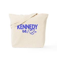 John Kennedy 1968 Dove Tote Bag