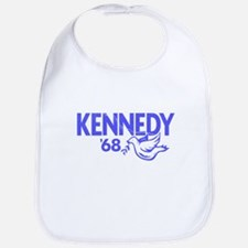 John Kennedy 1968 Dove Bib