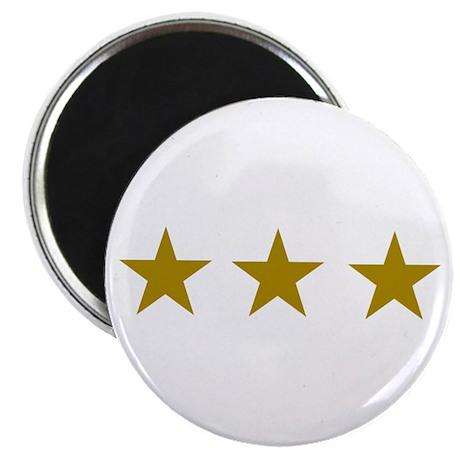 Stars gold Magnet