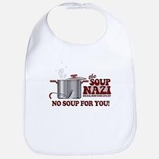Soup Nazi No Soup Bib