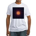 Sunset II Fitted T-Shirt