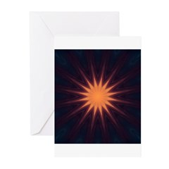 Sunset II Greeting Cards (Pk of 10)