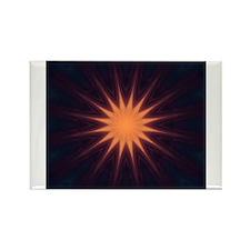 Sunset II Rectangle Magnet